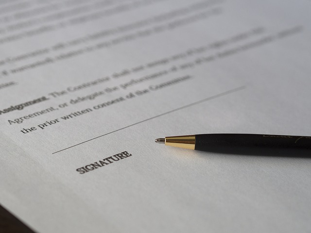 propiska na podpis